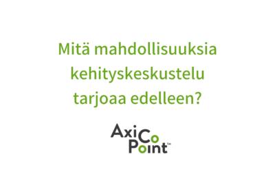 Mitä mahdollisuuksia kehityskeskustelu tarjoaa edelleen?